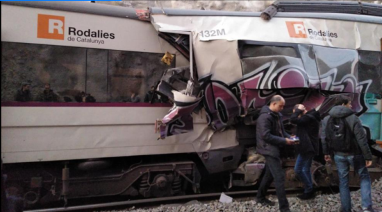 Accidente Rodalies Manresa