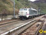 Tren Mercancías Valencia