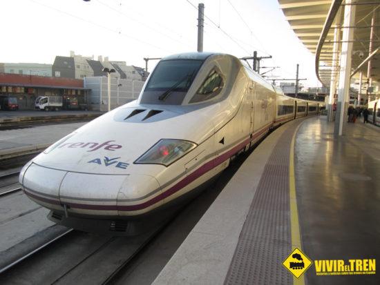 El 26 de junio comienzan a circular los trenes AVE desde Barcelona y Madrid a Granada. Horarios