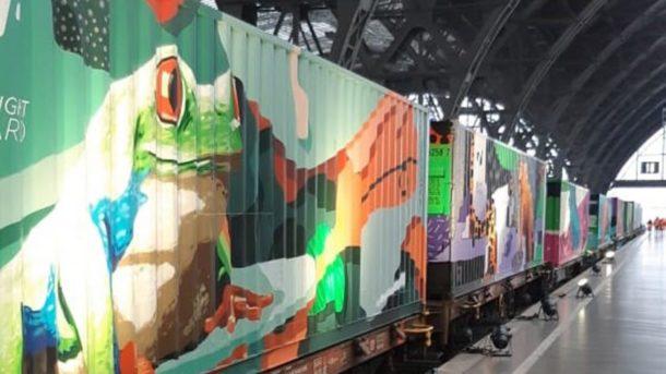 El tren de Noé llegará a España la primera quincena de Septiembre