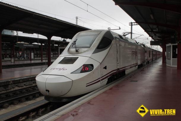 Plan Alternativo de Transporte en los trenes Alvia entre Madrid y Galicia