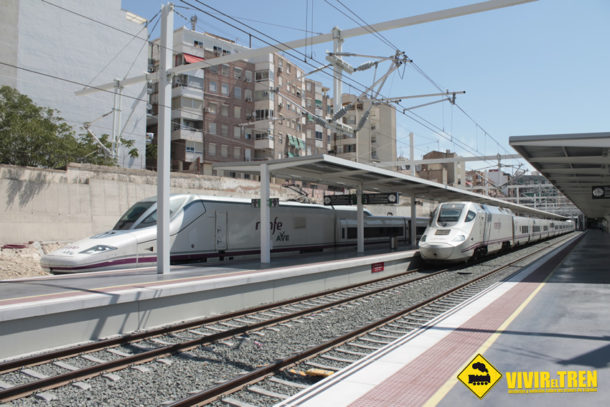 Renfe mejora el servicio Euromed del Corredor Mediterráneo y suprime 3 frecuencias AVE Madrid-Figueres