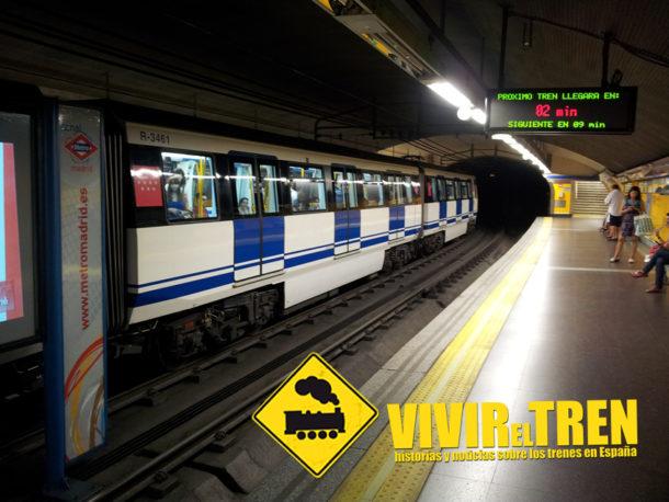 Metro de Madrid cierra la línea 4 por obras