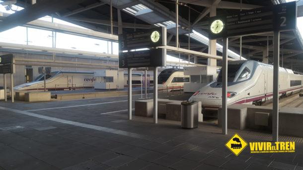 Renfe transportó 510 millones de viajeros en 2019