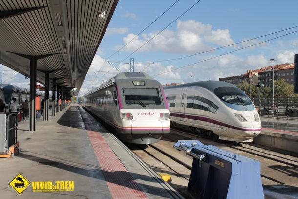 Renfe reduce su oferta al 50% y aplaza el servicio Avlo